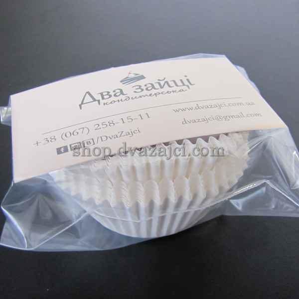 Бумажный стаканчик для кекса