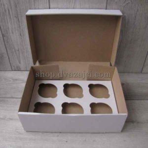 коробка для кексов