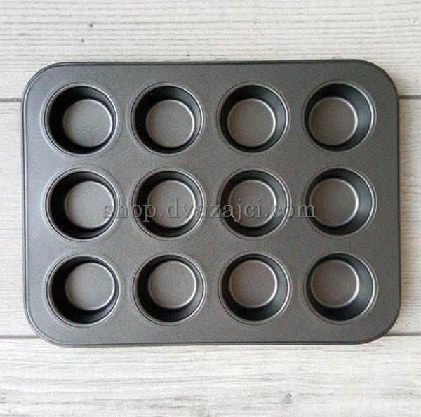 форма для кексов mini 12шт