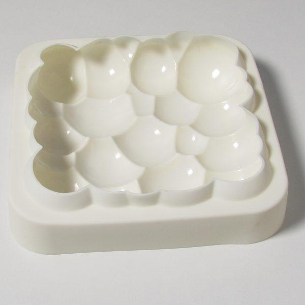форма силиконовая для муссового десерта облако