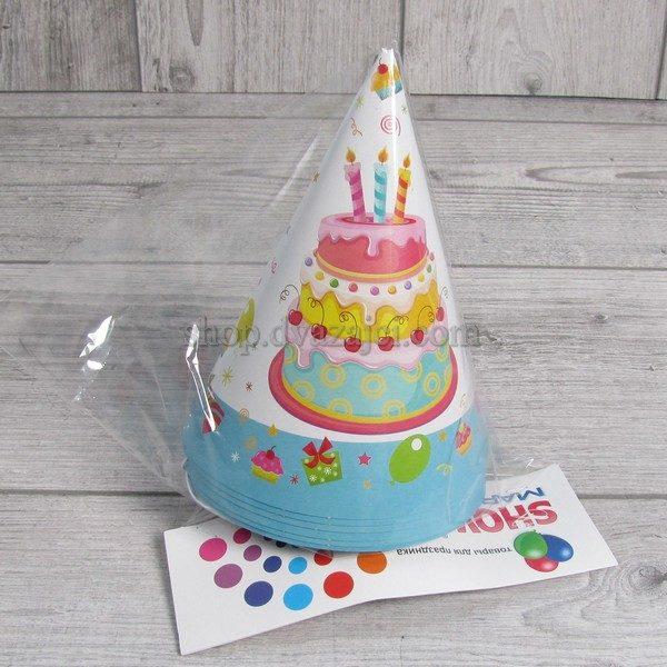колпак торт