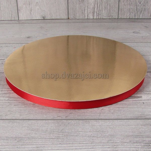 подложка 30 уплотненная красный