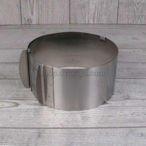 Раздвижная форма для выпечки Круг