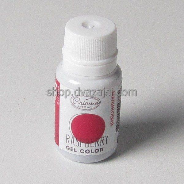Краситель гелевый Criamo 10г малиновый
