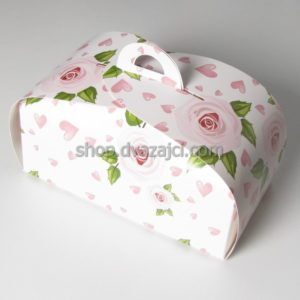Коробка для пирожных