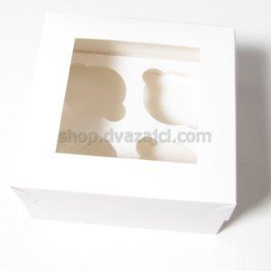 коробка 4 шт с окном