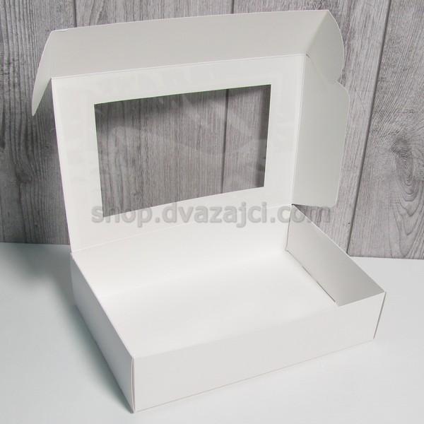 коробка с окном