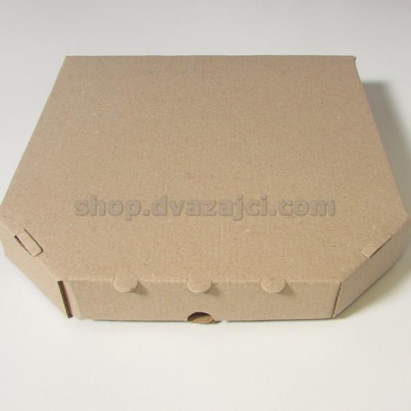 Коробка для пиццы 250х250х30