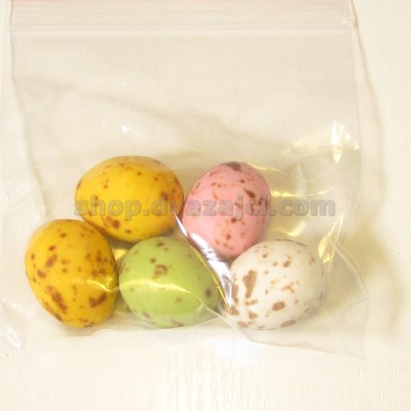Яйца шоколадные 5шт