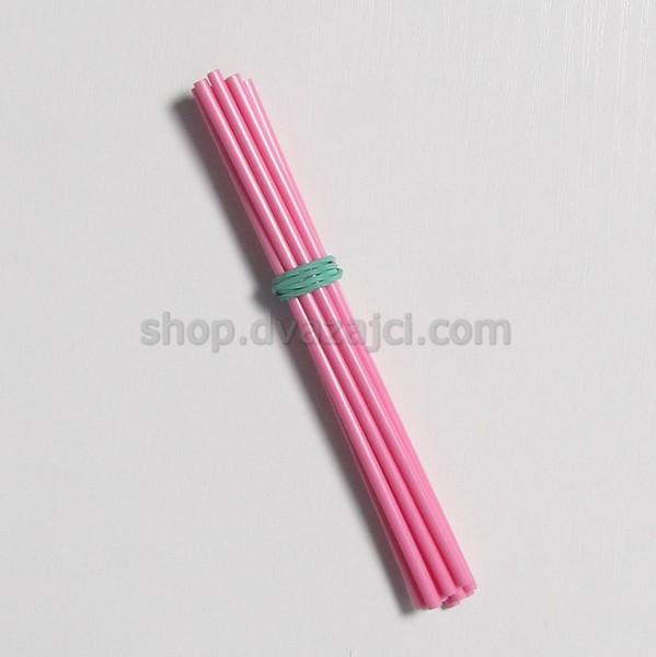 Палочки для кейк-попсов розовые