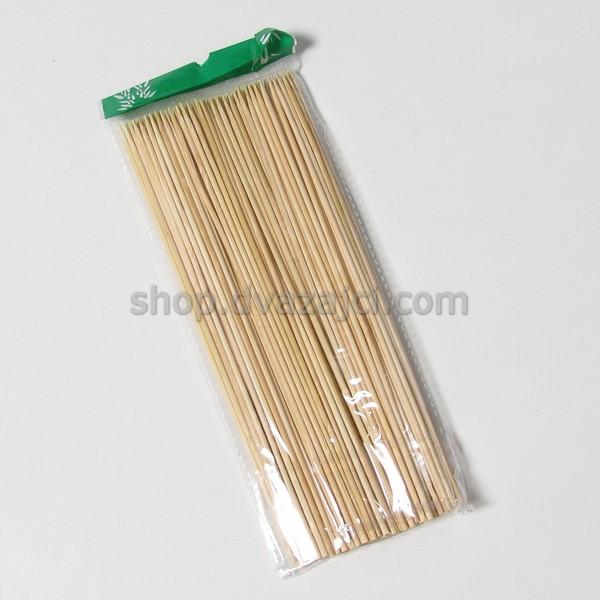Шпажки деревянные кондитерские 20см 100шт