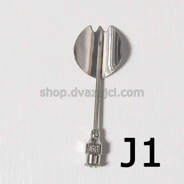 Насадка для желе #J1