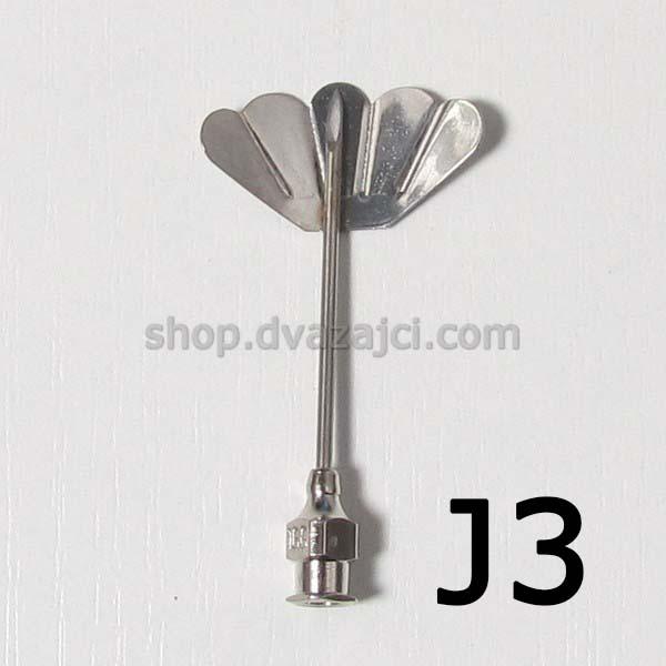 Насадка для желе #J3