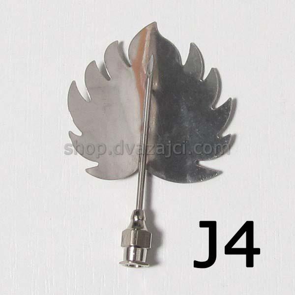 Насадка для желе #J4