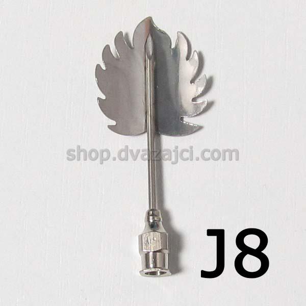 Насадка для желе #J8