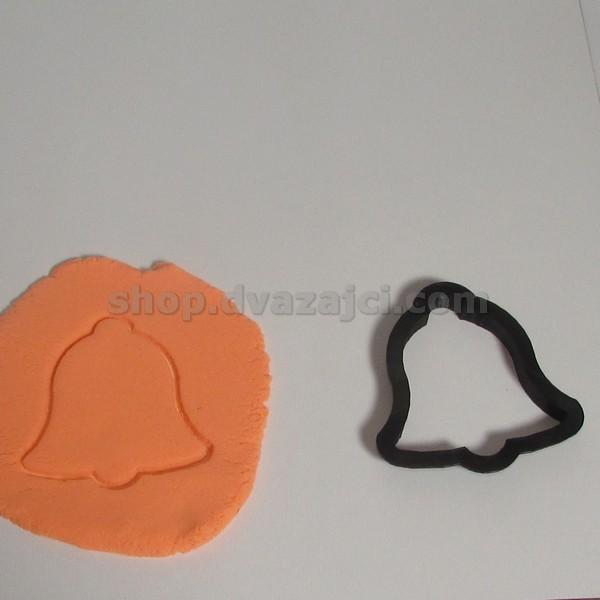 Форма для печенья Колокольчик 12см