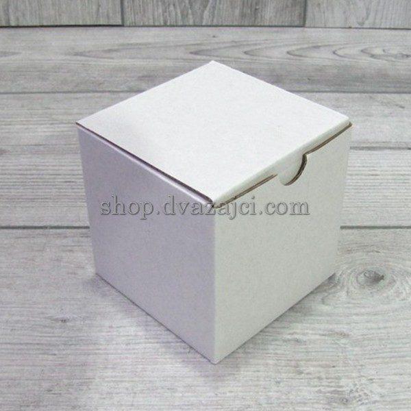 Коробка для кекса(1 шт) 80х80х80