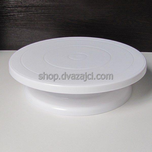 Подставка для торта поворотная