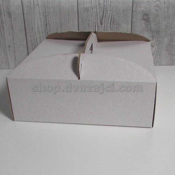 Тортовая упаковка 300х300х100
