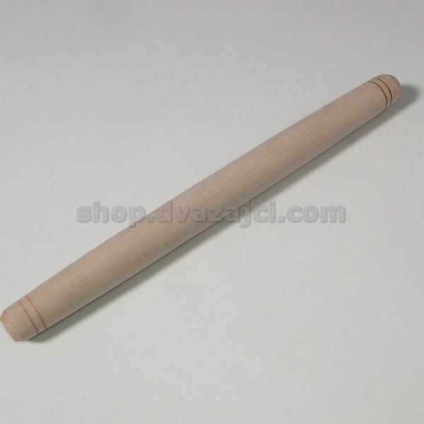 Скалка деревянная 39 см