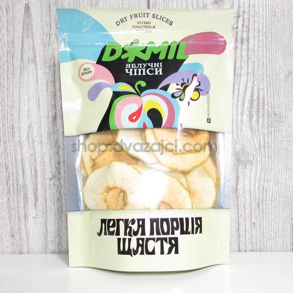 Чипсы фруктовые Яблоко 40г дой-пак