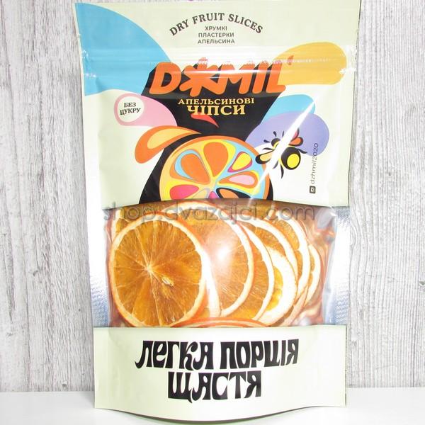 Чипсы фруктовые Апельсин 40г дой-пак