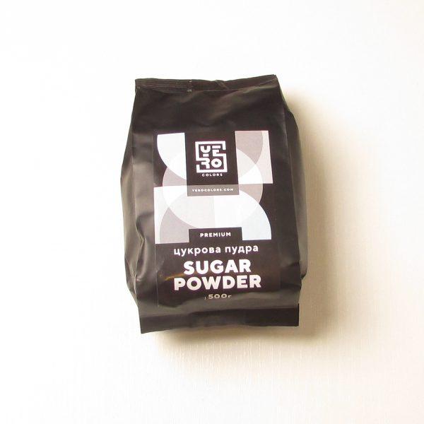 Сахарная пудра Yero Colors Premium 0,5 кг